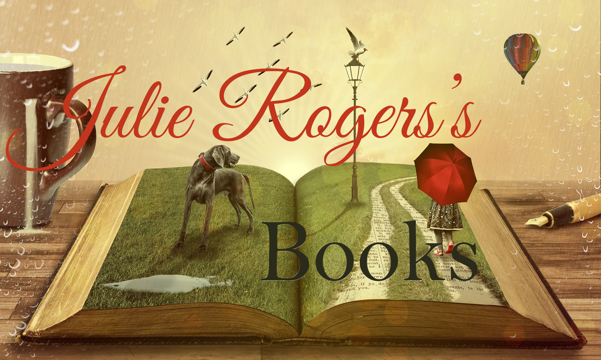 Julie Rogers's Books